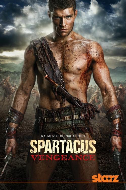 Spartakus: Zemsta