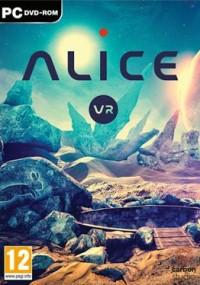 Alice VR (2016) plakat
