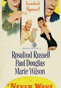 Never Wave at a WAC (1953) plakat