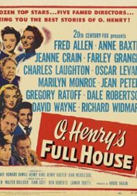 O. Henry przy pełnej widowni (1952) plakat