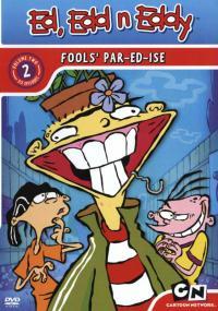 Ed, Edd i Eddy (1999) plakat