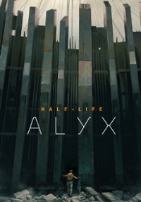 Half-Life: Alyx (2020) plakat