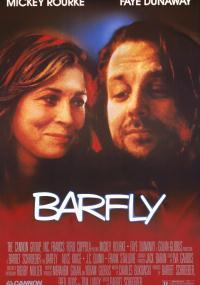 Ćma barowa (1987) plakat