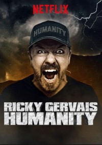 Ricky Gervais: Humanity (2018) plakat