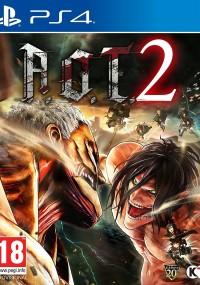 Attack on Titan 2 (2018) plakat