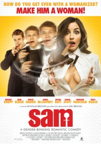 Sam (2015) plakat