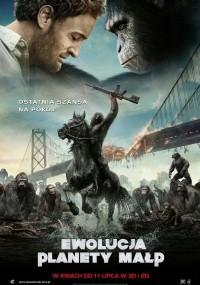 Ewolucja planety małp (2014) plakat