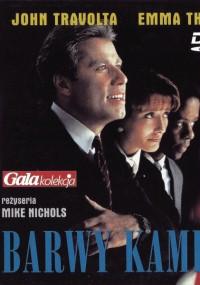 Barwy kampanii (1998) plakat