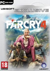 Far Cry 4 (2014) plakat
