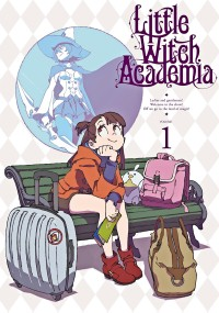 Little Witch Academia (2017) plakat