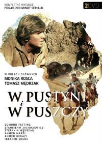 W pustyni i w puszczy (1973) plakat