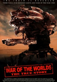 War of the Worlds the True Story (2012) plakat
