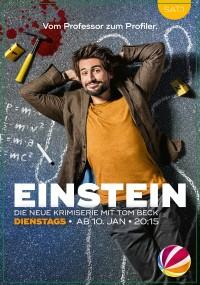 Einstein (2017) plakat