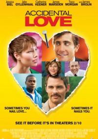 Accidental Love (2015) plakat