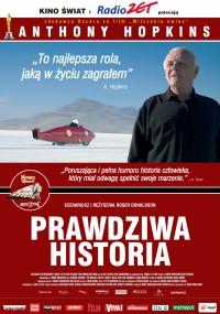 Prawdziwa historia (2005) plakat