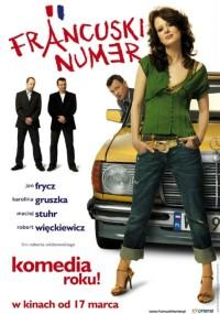 Francuski numer (2006) plakat
