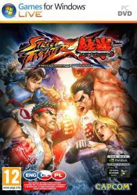 Street Fighter X Tekken (2012) plakat