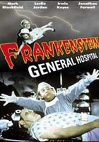 Szpital Doktora Frankensteina (1988) plakat
