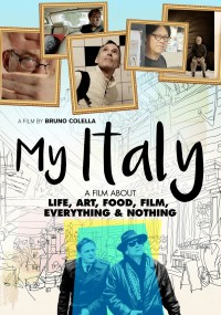 My Italy (2015) plakat