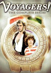 Voyagers! (1982) plakat