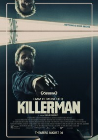 Killerman (2019) plakat