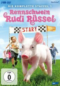 Rudi, najszybsza świnka (2008) plakat