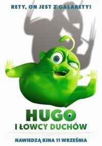 Hugo i łowcy duchów (2015) plakat