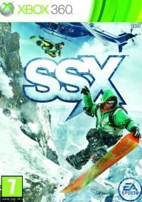 SSX (2012) plakat