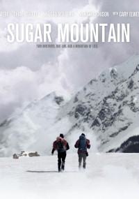 Sugar Mountain (2016) plakat