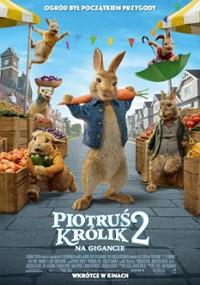 Piotruś Królik 2: Na gigancie (2021) plakat