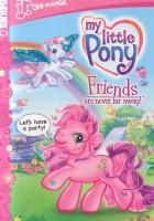 plakat - Mój Mały Kucyk: Przyjaciele nigdy nie są daleko (2005)