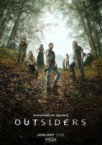 Outsiders (2016) plakat