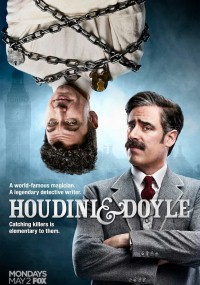 Houdini and Doyle (2016) plakat