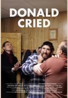 plakat - Donald zapłakał (2016)