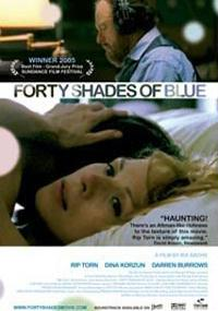 Forty Shades of Blue (2005) plakat