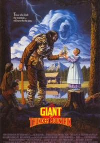 The Giant of Thunder Mountain (1991) plakat