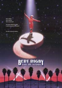 Ten idiota Bert Rigby (1989) plakat