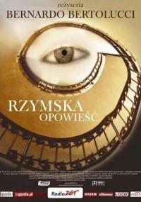 Rzymska opowieść (1998) plakat