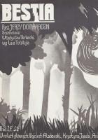 plakat - Bestia (1978)
