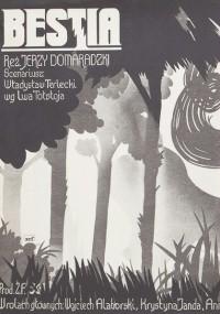 Bestia (1978) plakat