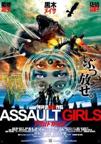 Assault Girls (2009) plakat