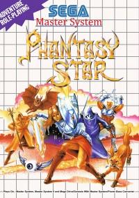 Phantasy Star (1987) plakat
