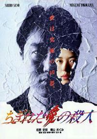 Chigireta ai no satsujin (1993) plakat