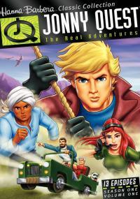 Prawdziwe przygody Jonny'ego Questa (1996) plakat