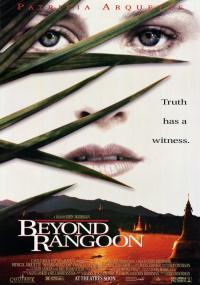 Ucieczka z Rangunu (1995) plakat