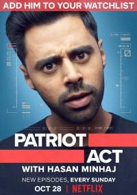 Być patriotą — zaprasza Hasan Minhaj (2018) plakat