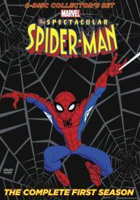 The Spectacular Spider-Man (2008) plakat