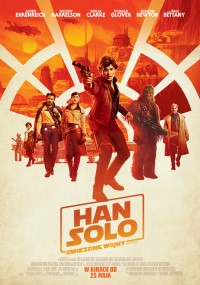 Han Solo: Gwiezdne wojny - historie (2018) plakat