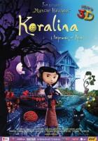 plakat - Koralina i tajemnicze drzwi (2009)