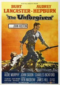 Nie do przebaczenia (1960) plakat